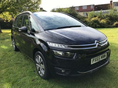 used Citroën Grand C4 Picasso 1.6 BlueHDi Exclusive (s/s) 5dr