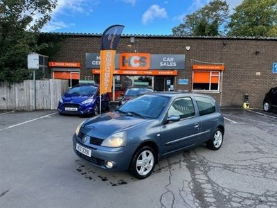 used Renault Clio EXTREME 4 16V