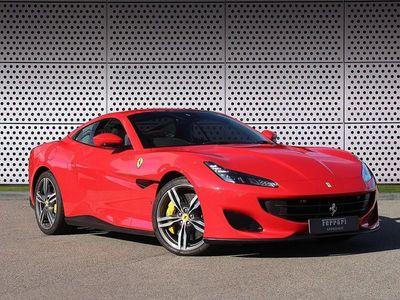 used Ferrari Portofino GT 2dr Auto 3.9