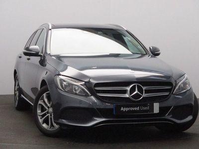 used Mercedes C200 C-ClassSport Premium 5Dr Auto