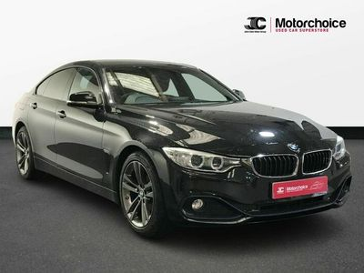 used BMW 418 4 SeriesSport 5dr