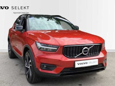 used Volvo XC40 D3 R-Design Pro Manual