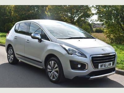 used Peugeot 3008 Active