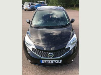 used Nissan Note 1.2 Acenta Premium (Safety Pack) 5dr
