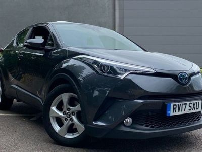 used Toyota C-HR Hybrid 1.8 (122bhp) Icon Crossover 5-Dr 5dr