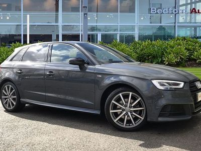 used Audi A3 Sportback Black Edition 35 TDI 150 PS S tronic 2.0 5dr