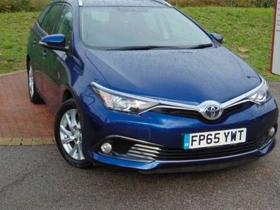 used Toyota Auris 1.2T Business Edition 5Dr Cvt