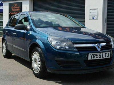 used Vauxhall Astra 1.8 LIFE A/C 16V E4 5d 140 BHP MOT TILL MAY 2022