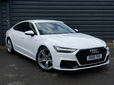 used Audi A7 40 TDI S Line 5dr S Tronic