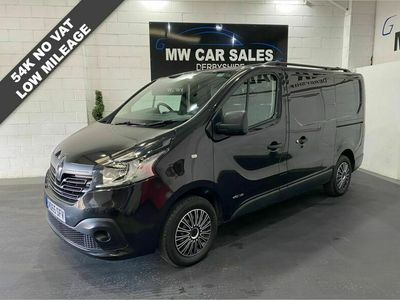 used Renault Trafic 1.6 SL27 BUSINESS DCI S/R P/V 115 BHP