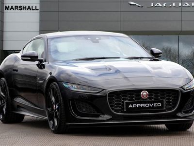 used Jaguar F-Type 2.0 P300 First Edition 2dr Auto Coupe 2020