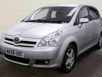used Toyota Corolla Verso 1.8 SR Multimode 5dr