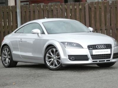 used Audi TT TT2.0 TD Coupe 2dr Diesel Manual quattro (139 g/km, 168 bhp) Coupe 2.0 Ma