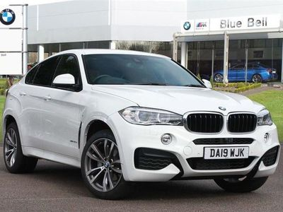 used BMW X6 X6Xdrive30D M Sport diesel estate