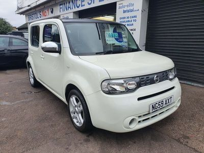 used Nissan Cube Kaizen