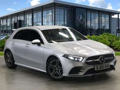 used Mercedes A180 A CLASS HATCHBACKAMG Line 5dr Auto