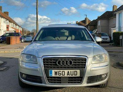 used Audi A8 6.0 quattro 4dr LWB