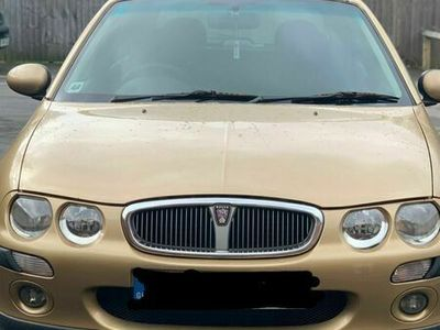 used Rover 25 1.4 16v iS 3dr