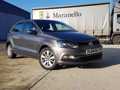 used VW Polo 1.2 TSI BlueMotion Tech SE (s/s) 5dr