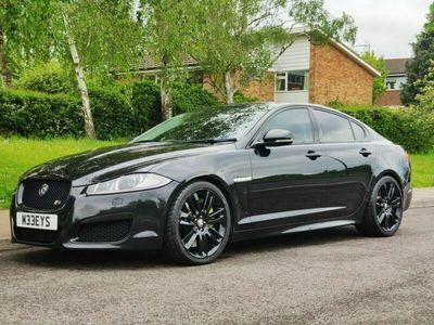 used Jaguar XFR XF 5.0 V8 Supercharged(s/s) 4dr