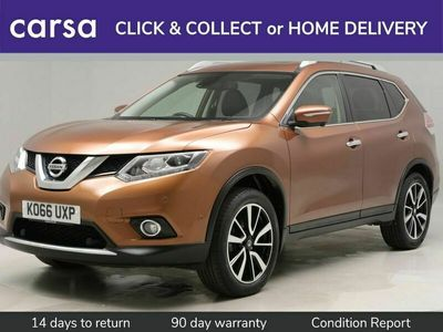 used Nissan X-Trail 1.6 dCi Tekna 5dr - 360 CAM - LED HEADLIGHTS - REVERSE CAM
