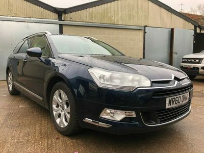 used Citroën C5 2.0HDi 16V Exclusive [160] 5dr Auto