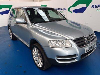 used VW Touareg 5.0 TDI V10 5dr