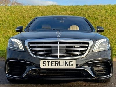 used Mercedes S63 AMG S-Class SaloonAMG Executive Speedshift MCT auto 4d