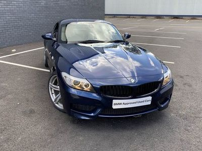 used BMW Z4 30i sDrive M Sport Highline Edition 2dr Auto