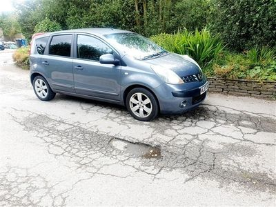 used Nissan Note 1.5 dCi SVE 5dr