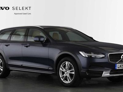 used Volvo V90 CC T5 AWD Cross Country Automatic 2.0 5dr