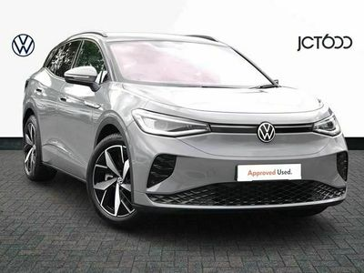 used VW ID4 GTX 77kWh 4MOTION 306PS 1-speed automatic 5 Door electric estate
