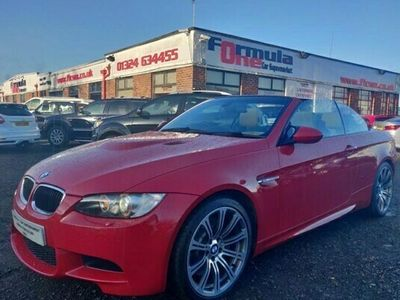 used BMW M3 3-Series M3Convertible (2010) 2d DCT