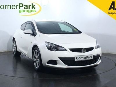 used Vauxhall Astra GTC Sport S/s Hatchback 2014