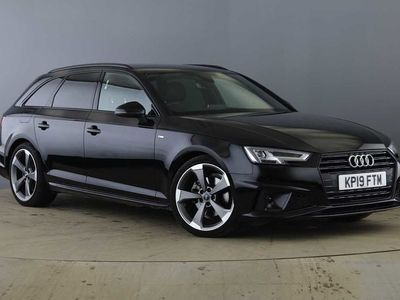 used Audi A4 Avant Black Edition 35 TDI 150 PS S tronic 2.0 5dr