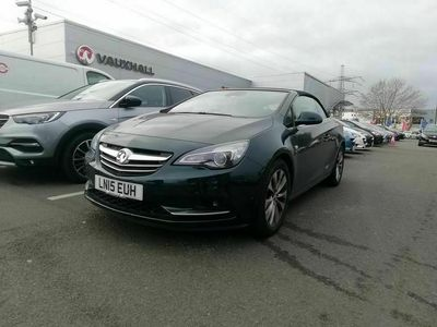 used Vauxhall Cascada 1.4i Turbo Elite (s/s) 2dr