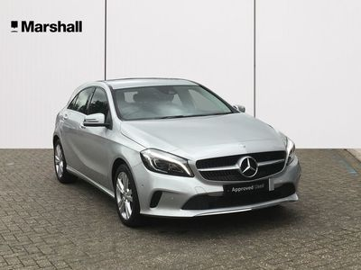 used Mercedes A180 A ClassSport Premium 5dr Auto Hatchback 2016