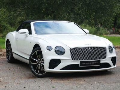 used Bentley Continental GT GTC V8 with Mulliner Driving Specification 4.0 2dr