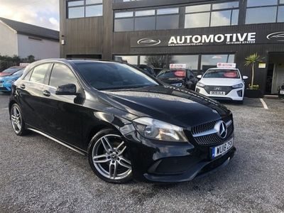 used Mercedes A180 A Class 1.5D AMG LINE 5DR