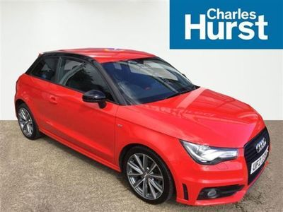 used Audi A1 HATCHBACK SPECIAL EDITIONS 1.4 TFSI S Line Style Edition 3dr