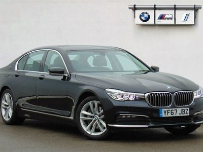 used BMW 740 7 Series E 4Dr Auto
