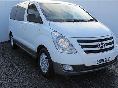 used Hyundai I800 2.5 CRDi SE 5dr Auto**8 Seater**Automatic**(A)
