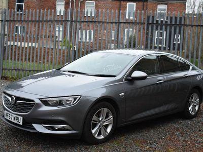 used Vauxhall Insignia GRAND SPORT SRI 5 door hatchback