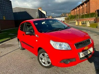 used Chevrolet Aveo 1.2 S 3dr REDUCED to SELL.. SALE on NOW