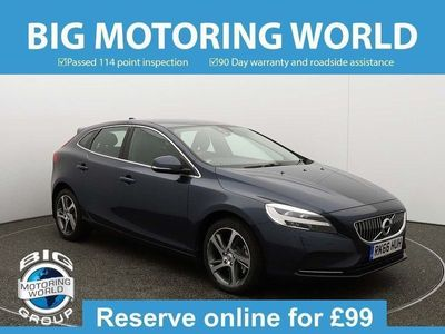 used Volvo V40 T3 INSCRIPTION for sale | Big Motoring World
