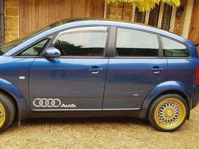 used Audi A2 1.6 FSI Sport 5dr