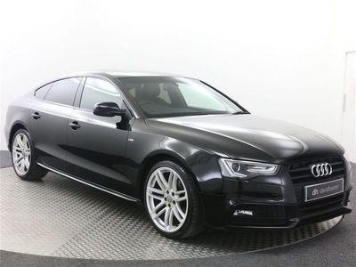 used Audi A5 2.0 TDI 190 S Line 5dr Multitronic [Nav] [5 Seat]