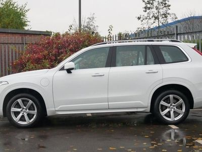 used Volvo XC90 2.0 T8 Hybrid Momentum 5dr Geartronic SUV 2016