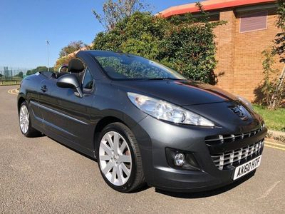 used Peugeot 207 CC GT 1.6 2dr