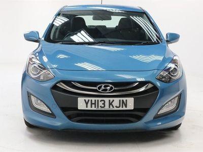 used Hyundai i30 DIESEL HATCHBACK 1.6 CRDi Blue Drive Active 5dr